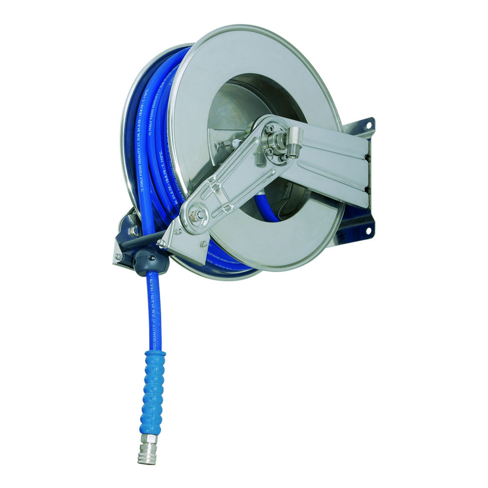 AV1000 - Hose reels per Acqua - Pressione Standard 0-200 BAR