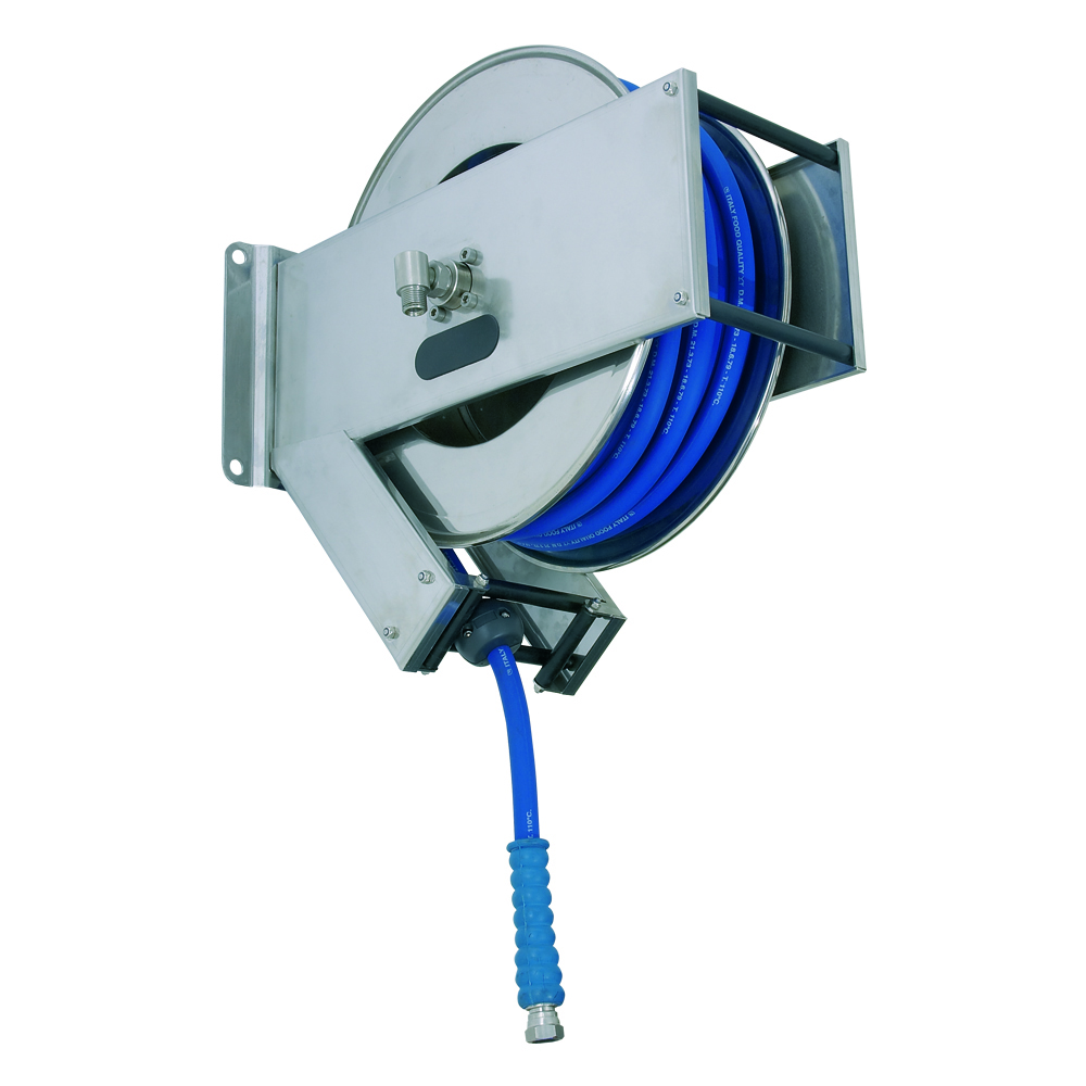 AV2200 - Avvolgitubo per Acqua - Pressione Standard 0-200 BAR