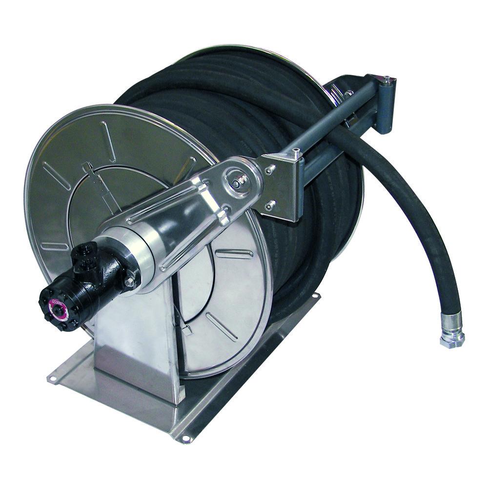 AV6500 - Avvolgitubo Azionamento idraulico