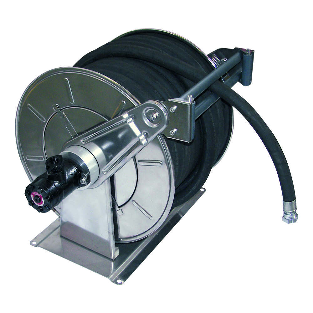 AV6501 - Avvolgitubo Azionamento idraulico