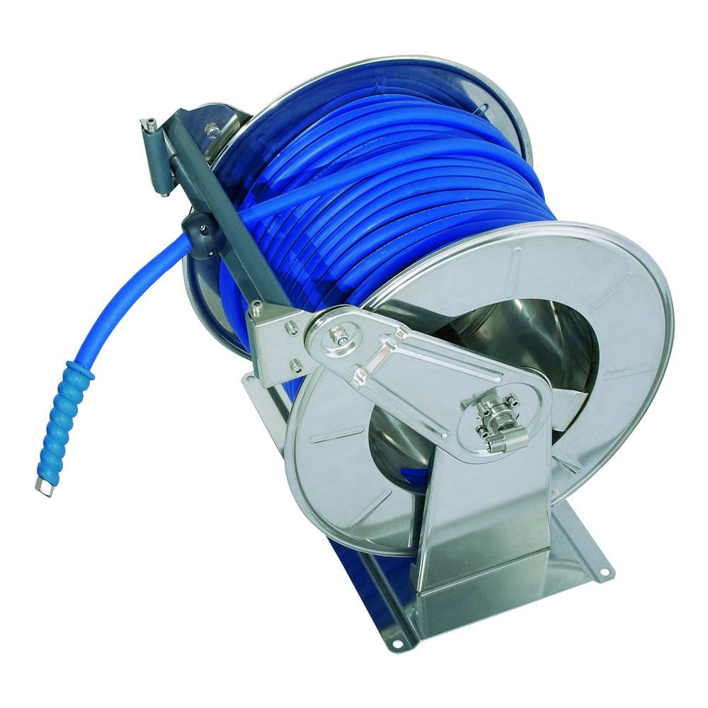 AVEK 2 - Avvolgitubo Azionamento Elettrico (12 V - 24 V - 230 V - 400 V)