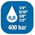 Avvolgitubo per Acqua - Alte Pressioni 400 BAR