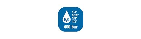 Avvolgitubo per Acqua 400 BAR