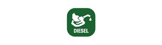 Avvolgitubo per Diesel Oil
