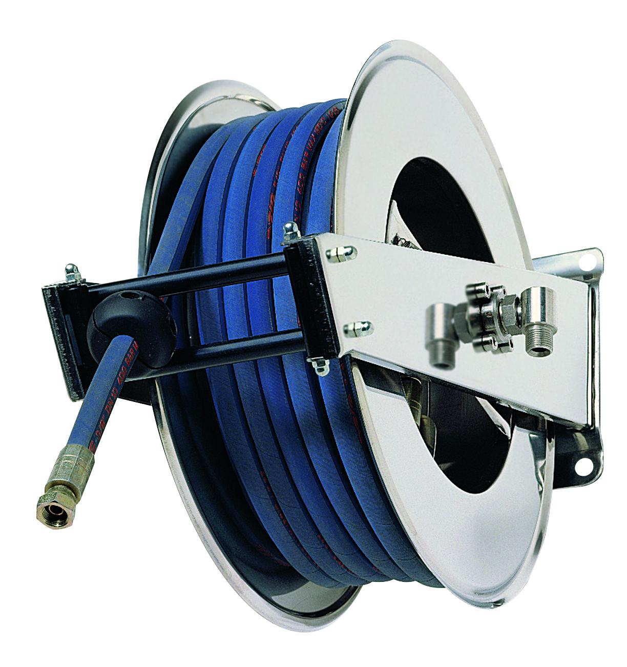 AV1500 - Hose reels per Acqua - Pressione Standard 0-200 BAR