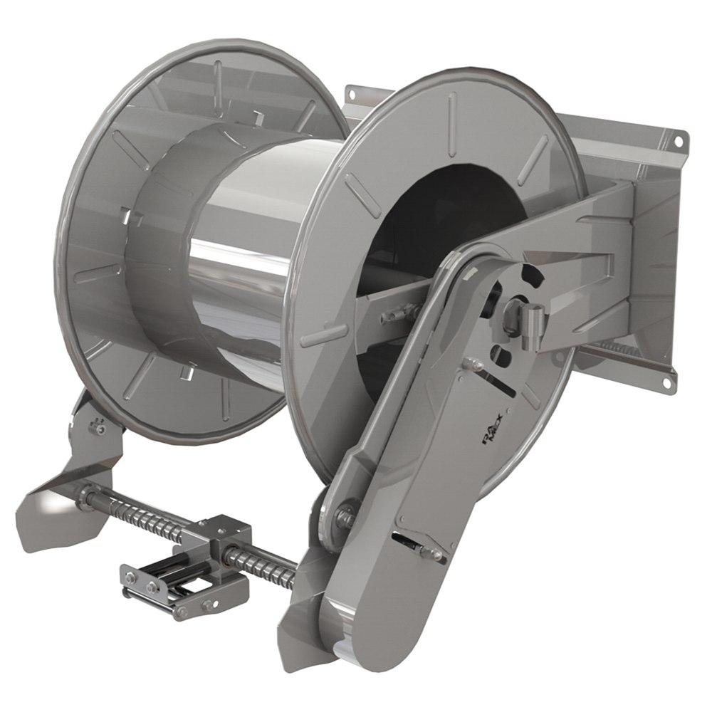 HR6000 HD - Avvolgitubo per Acqua - Pressione Standard 0-200 BAR