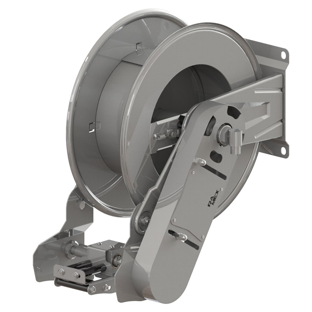 HR1200 HD - Avvolgitubo per Acqua - Pressione Standard 0-200 BAR