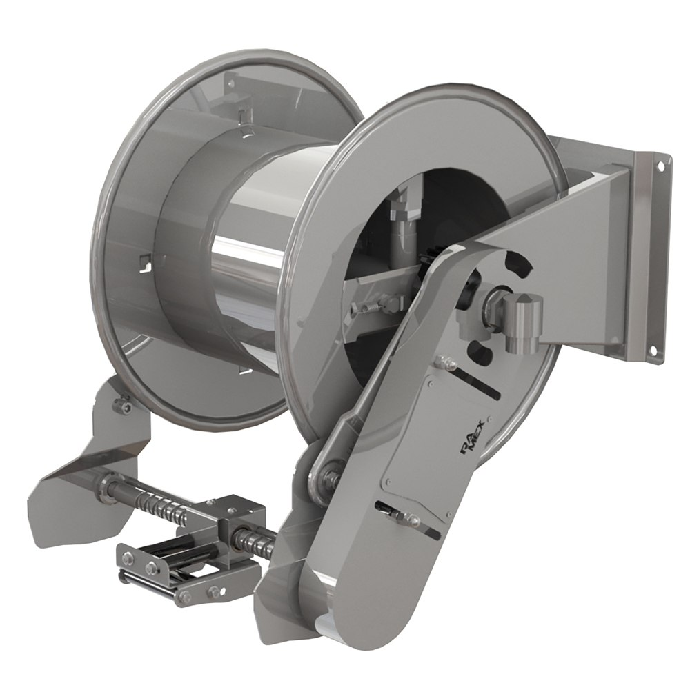 HR1300 HD - Avvolgitubo per Acqua - Pressione Standard 0-200 BAR