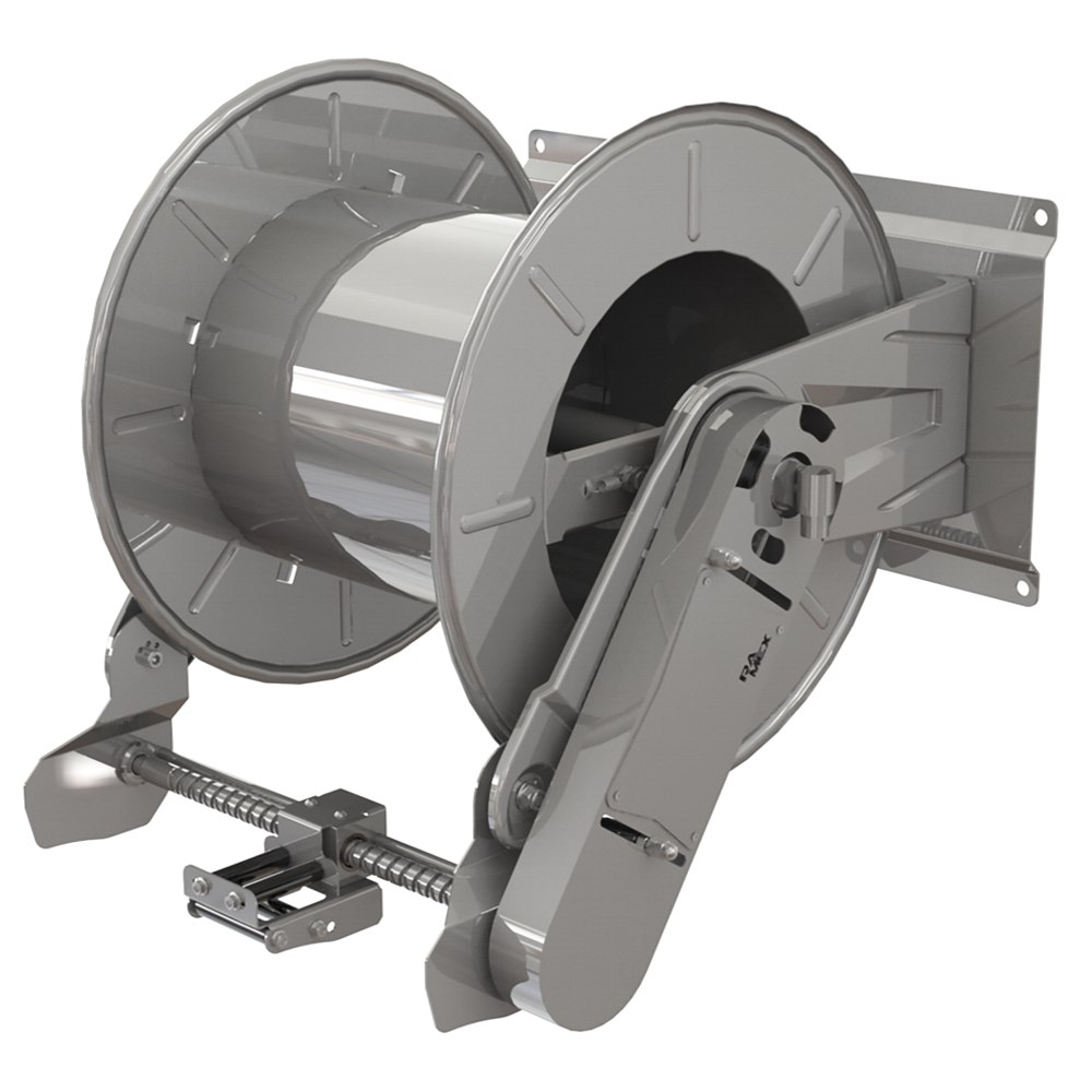HR6030 HD - Avvolgitubo per Acqua - Pressione Standard 0-200 BAR