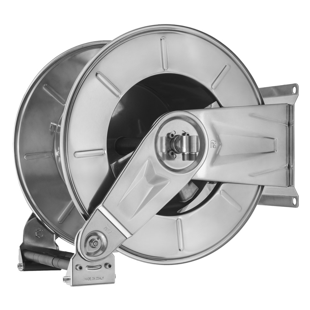 HREK 3502 - Avvolgitubo Azionamento Elettrico (12 V - 24 V - 230 V - 400 V)